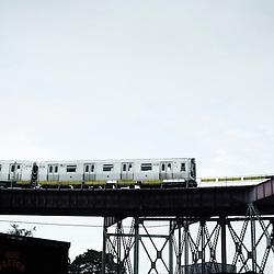 NEW YORK, NY, USA. JUNE 16, 2010. Queens. Photo: Antoine Doyen