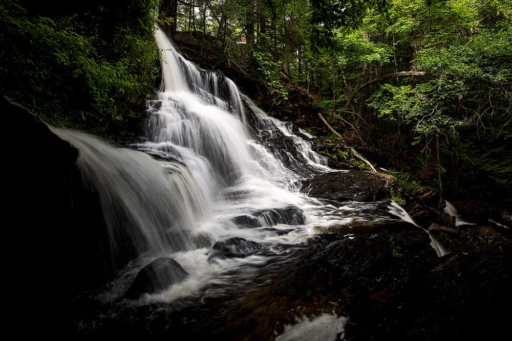 Garwin Falls - Wilton, NH.