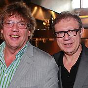NLD/Amsterdam/20110516 - Boekpresentatie History van Cors van den Berg en William Rutten, Henk Westbroek en Henk Temming