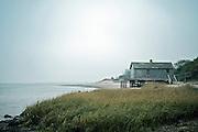 Beach shack, Chatham, Cape Cod, MA, Massachusetts, USA