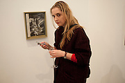 DAISY DE VILLENEUVE, Artists for Women for Women International, A PRIVATE VIEW AND LAUNCH RECEPTION OF LEADING CONTEMPORARY ARTISTS WHO HAVE DONATED WORKS TO BE AUCTIONED AT CHRISTIEÕS POST-WAR AND CONTEMPORARY SALE TO BENEFIT WOMEN FOR WOMEN INTERNATIONAL. Gagosian Gallery. Britannia St. London. 27 September 2011. <br /> <br />  , -DO NOT ARCHIVE-© Copyright Photograph by Dafydd Jones. 248 Clapham Rd. London SW9 0PZ. Tel 0207 820 0771. www.dafjones.com.<br /> DAISY DE VILLENEUVE, Artists for Women for Women International, A PRIVATE VIEW AND LAUNCH RECEPTION OF LEADING CONTEMPORARY ARTISTS WHO HAVE DONATED WORKS TO BE AUCTIONED AT CHRISTIE'S POST-WAR AND CONTEMPORARY SALE TO BENEFIT WOMEN FOR WOMEN INTERNATIONAL. Gagosian Gallery. Britannia St. London. 27 September 2011. <br /> <br />  , -DO NOT ARCHIVE-© Copyright Photograph by Dafydd Jones. 248 Clapham Rd. London SW9 0PZ. Tel 0207 820 0771. www.dafjones.com.