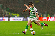 Ryan Christie during the Europa League match between Celtic and CFR Cluj at Celtic Park, Glasgow, Scotland on 3 October 2019.