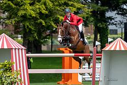 Bruynseels Niels, BEL, Utamaro D Ecaussines<br /> Jumping International de La Baule 2019<br /> © Hippo Foto - Dirk Caremans<br /> 17/05/2019