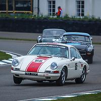 #65, Porsche 911 (1965), confirmed driver: Mark Bates at Goodwood 76th Members Meeting, Goodwood Motor Circuit, on 17.03.2018