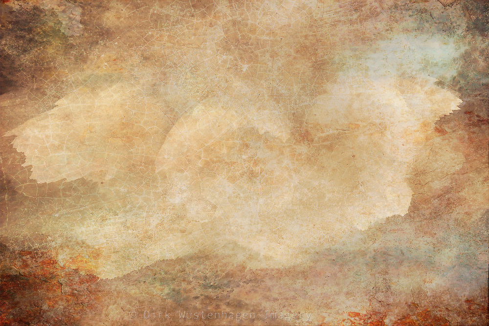 Textured cloud scape and sky