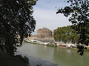 Italy, Rome, Castel Sant'Angelo (Mausoleum of Hadrian)