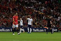 Football - 2018 / 2019 UEFA Nations League A - Group Four: England vs. Spain<br /> <br /> <br /> at Wembley Stadium.<br /> <br /> COLORSPORT/DANIEL BEARHAM