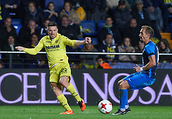 November 30, 2017 - Vila-Real, Castellon, Spain - Antonio Rukavina of Villarreal CF during the Copa del Rey, Round of 32, Second Leg match between Villarreal CF and SD Ponferradina at Estadio de la Ceramica on november 30, 2017 in Vila-real, Spain. (Credit Image: © Maria Jose Segovia/NurPhoto via ZUMA Press)