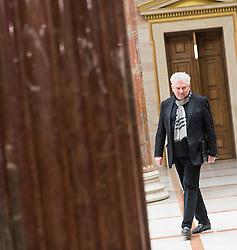 21.11.2016, Parlament, Wien, AUT, FPÖ, Feier anlässlich des 10 jährigen Jubiläums HC Strache´s als Klubobmann. im Bild früherer Europaabgeordneter Andreas Mölzer // former MEP Andreas Moelzer during 10 years anniversary leader of the parliamentary group of the austrian freedom party in Vienna, Austria on 2016/11/21. EXPA Pictures © 2016, PhotoCredit: EXPA/ Michael Gruber