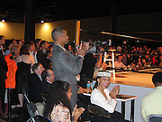 Will Smith, Malcolm X Daughter, Jada Pinkett Smith,  Muhammad Ali.**EXCLUSIVE**.A Night to Remember the Champ .TASCHEN and Art Basel host the unveiling of the Book GOAT - Greatest Of All Time, a tribute to Muhammad Ali. .Miami Beach Convention Center - Muhammad Ali Hall.Miami Beach, FL, USA.Saturday, December, 06, 2003 .Photo By Celebrityvibe.com/Photovibe.com...