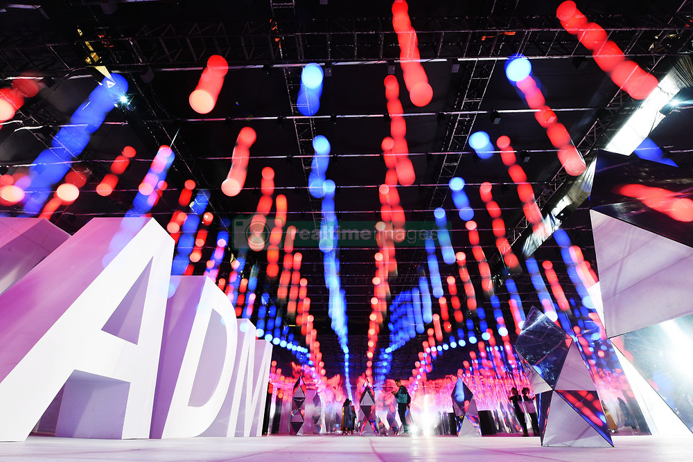 November 1, 2018 - Hangzhou, Hangzhou, China - Hangzhou,CHINA-The Asia Design Management Forum and Ideal Life Fair (ADM) 2018 is held in Hangzhou, east China's Zhejiang Province. (Credit Image: © SIPA Asia via ZUMA Wire)