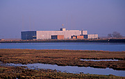 A5EXT9 BBC World Service radio transmitter block Orford ness Suffolk England