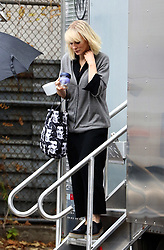 November 9, 2016 - New York, New York, United States - Actress Cate Blanchett was on the Brooklyn set of the new movie 'Ocean's Eight' on November 9 2016 in New York City  (Credit Image: © Zelig Shaul/Ace Pictures via ZUMA Press)