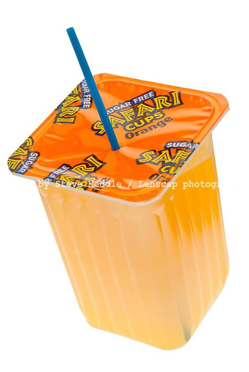 Carton of Orange Drink - 2011