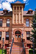 The Rico Court House, Rico, Colorado