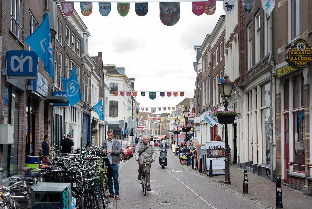 De Twijnstraat in Utrecht.