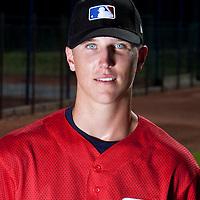 Baseball - MLB European Academy - Tirrenia (Italy) - 20/08/2009 - Nick Urbanis (Netherlands)