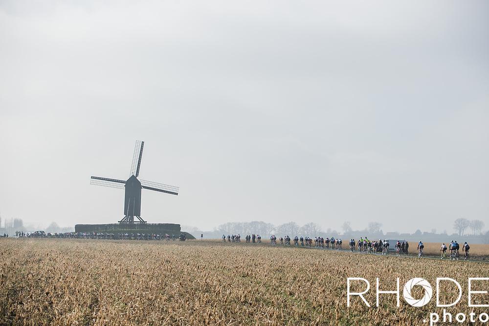 13th Women's Omloop Het Nieuwsblad 2021 <br /> 1 Day Race: Gent – Ninove 124km<br /> <br /> ©Rhode.Photo