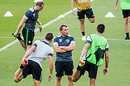 Celtic Training & press conference 120916