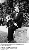 Ralph Wedgewood during the Worcester May Ball, Oxford. 27 June 1984. Film 84560f8<br /><br />© Copyright Photograph by Dafydd Jones<br />66 Stockwell Park Rd. London SW9 0DA<br />Tel 0171 733 0108