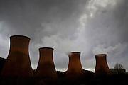 Ironbridge Power Station, Shropshire, United Kingdom