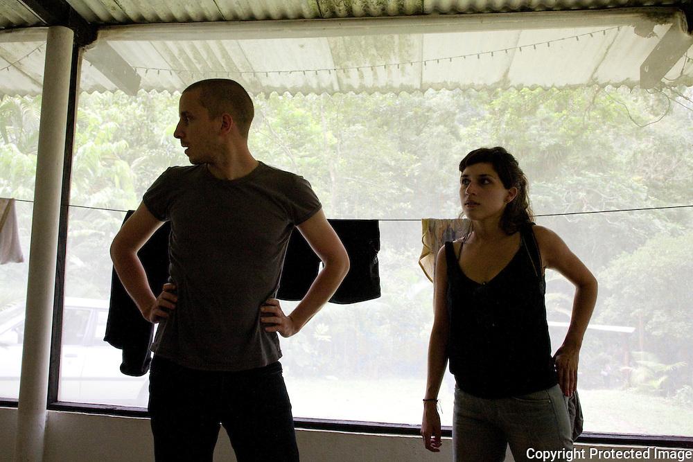 Julian Loeffler & Isabel Pietri