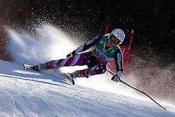 10.02.2011, Kandahar, Garmisch Partenkirchen, GER, FIS Alpin Ski WM 2011, GAP, Damen Abfahrtstraining, im Bild Laurenne Ross (USA) whilst competing in the women's downhill training run on the Kandahar race piste at the 2011 Alpine skiing World Championships, EXPA Pictures © 2011, PhotoCredit: EXPA/ M. Gunn