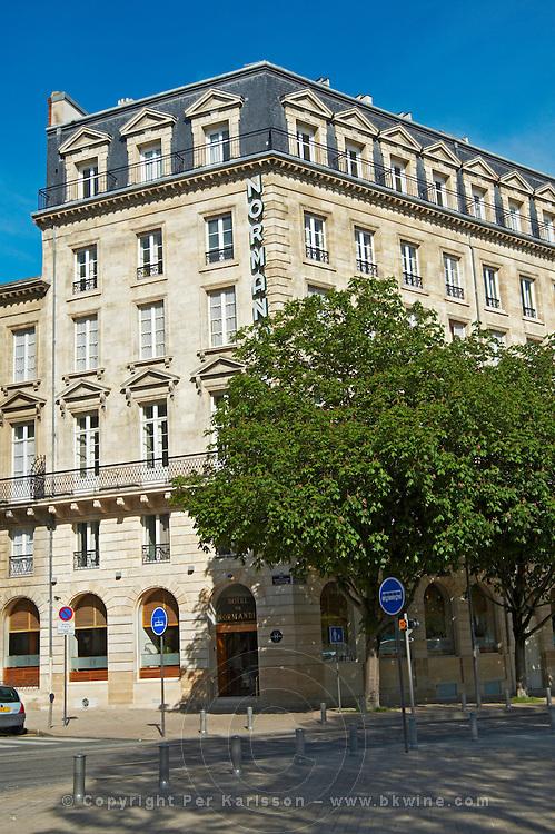 hotel de normandie bordeaux france