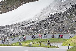 03.07.2013, Fuscher Lacke, Grossglockner Hochalpenstrasse,  AUT, 65. Oesterreich Rundfahrt, 4. Etappe, Matrei in Osttirol - St. Johann Alpendorf, im Bild Feature von der Glockneretappe// during the 65 th Tour of Austria, Stage 4, from Matrei in Osttirol to St. Johann Alpendorf, Grossglockner Hochalpenstrasse, Austria on 2013/07/03. EXPA Pictures © 2013, PhotoCredit: EXPA/ Johann Groder