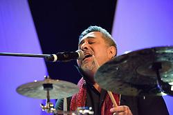 Ranjit Barot. Cape Town International Jazz Festival 2017. Photo by Alec Smith/imagemundi.com