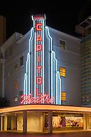 Singapour, Colonial District, theatre Capitol // Singapore, Colonial District, Capitol theatre