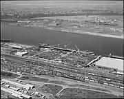 "Ackroyd 14624-1 ""Schnitzer Industries aerials of dock. May 16, 1967"""