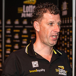09-01-2015: Wielrennen: Perspresentatie Lotto Jumbo:: Rosmalen<br /> Frans Maassen