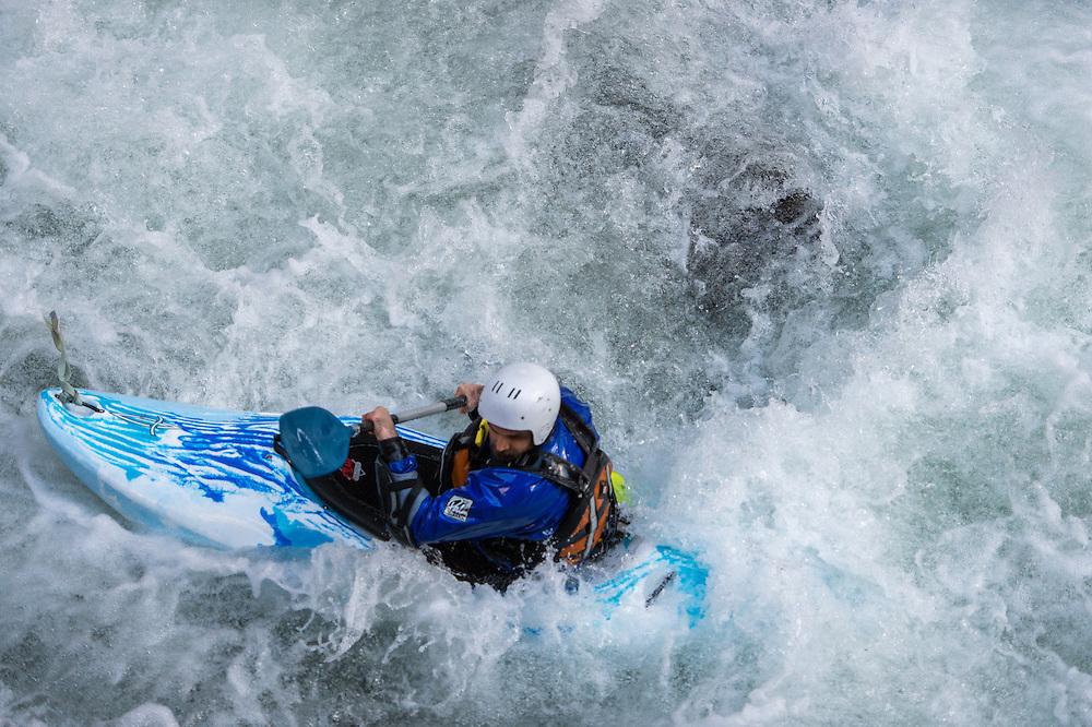 Blue Kayak 3