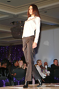 Model in Wilsons Leather designed by Venus Williams<br />