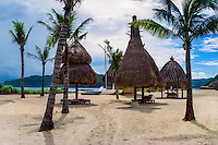 Nusa Tenggara, Lombok, Kuta. Hotel Novotel is luxurious and has all facilities (and high prices).