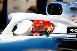 September 20, 2019, Singapore, Singapore: Motorsports: FIA Formula One World Championship 2019, Grand Prix of Singapore, ..#88 Robert Kubica (POL, ROKiT Williams Racing) (Credit Image: © Hoch Zwei via ZUMA Wire)