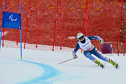 Staci Mannella Guide:  Kim Seevers, Women's Giant Slalom at the 2014 Sochi Winter Paralympic Games, Russia