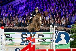 Spits Thibeau, BEL, Bellisimo Z<br /> Jumping Mechelen 2019<br /> © Hippo Foto - Dirk Caremans<br />  29/12/2019