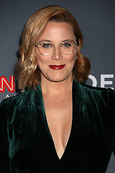 December 9, 2018 - New York City, New York, U.S. - News personality S.E. CUPP attends the 12th Annual CNN Heroes: An All-Star Tribute held at the American Museum of National History. (Credit Image: © Nancy Kaszerman/ZUMA Wire)
