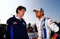 ANDREAS MIKKELSEN (NOR) OLA FLOENE (FIN)VW POLO R WRC