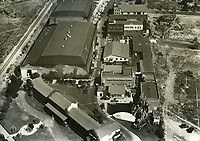 1934 Aerial of Hal Roach Studios in Culver City