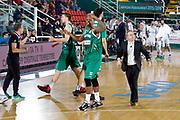 DESCRIZIONE : Avellino Lega A 2015-16 Sidigas Avellino Banco di Sardegna Sassari<br /> GIOCATORE : James Nunnally<br /> CATEGORIA : esultanza<br /> SQUADRA : Banco di Sardegna Sassari<br /> EVENTO : Campionato Lega A 2015-2016 <br /> GARA : Sidigas Avellino Banco di Sardegna Sassari<br /> DATA : 09/11/2015<br /> SPORT : Pallacanestro <br /> AUTORE : Agenzia Ciamillo-Castoria/A. De Lise <br /> Galleria : Lega Basket A 2015-2016 <br /> Fotonotizia : Avellino Lega A 2015-16 Sidigas Avellino Banco di Sardegna Sassari