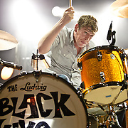 COLUMBIA, MD, -September 10th, 2011 - Patrick Carney of the Black Keys headlined the pavilion Stage line-up at the 2011 Virgin Mobile FreeFest. (Photo by Kyle Gustafson/FTWP).