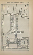 Plan of South Kensington Museum From the book ' London and its environs : a practical guide to the metropolis and its vicinity, illustrated by maps, plans and views ' by Adam and Charles Black Published in Edinburgh by A. & C. Black 1862