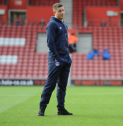 Everton's Ross Barkley inside St Mary's Stadium.  - Photo mandatory by-line: Alex James/JMP - Mobile: 07966 386802 - 20/12/2014 - SPORT - Football - Southampton  - St Mary's Stadium - Southampton  v Everton - Football
