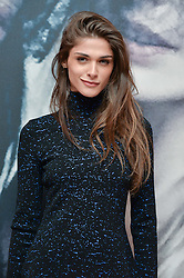 ELISA SEDNAOUI at a dinner to celebrate the exclusive Capsule collection: Maison Michel by Karl Lagerfeld held at Selfridges, 400 Oxford Street, London on 23rd February 2015.