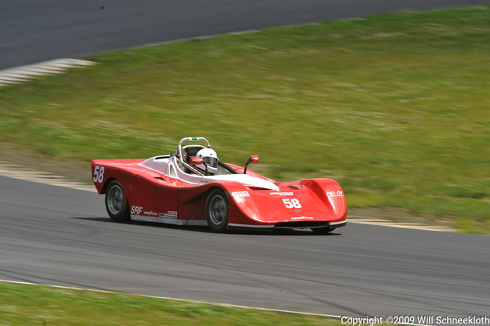 May 30, 2009; Lakeville, CT, USA; The Northern New Jersey SCCA Regional at Lime Rock Park