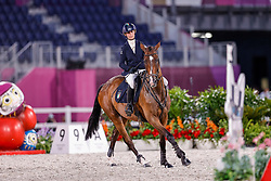 Panizzon Vittoria, ITA, Super Cillious, 245<br /> Olympic Games Tokyo 2021<br /> © Hippo Foto - Dirk Caremans<br /> 02/08/2021