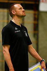 20150211 NED: Eredivisie, Sliedrecht Sport - Coolen Alterno, Sliedrecht<br /> Wilfried Groothuis headcoach of Coolen Alterno<br /> ©2015-FotoHoogendoorn.nl / Pim Waslander